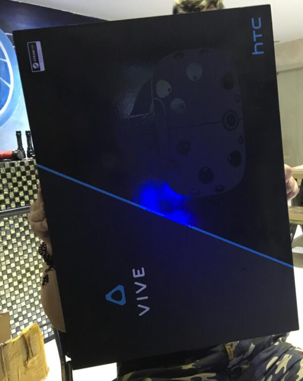 HTC Vive VR初体验